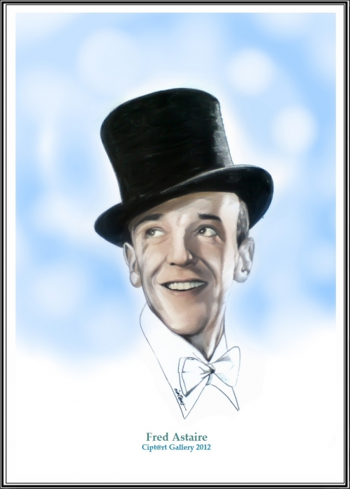 Fred Astaire by cipta